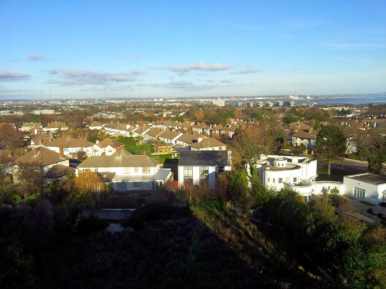 Killiney View of City